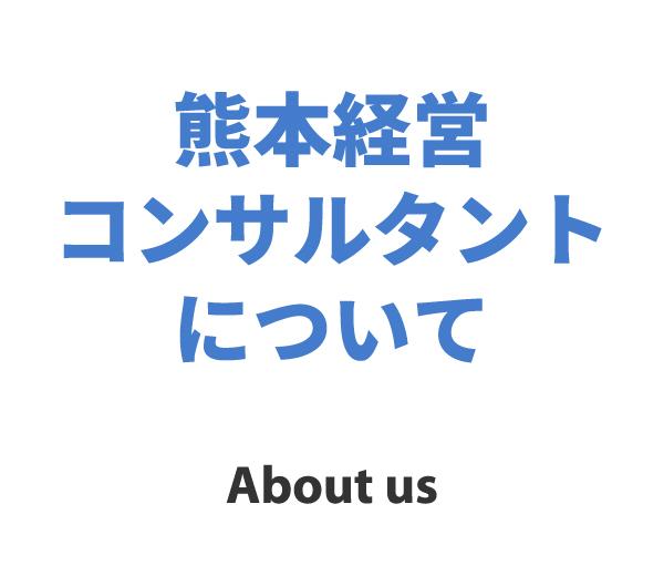 熊本経営コンサルタントについて